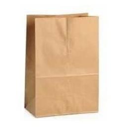 Bolsa de papel kraft 28x38x15 paquete x10