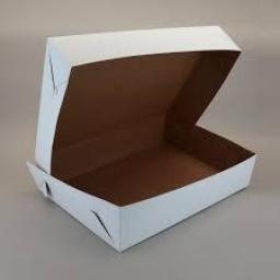 Caja para masas de 1/2  kilo 18 x 23 x 5.5