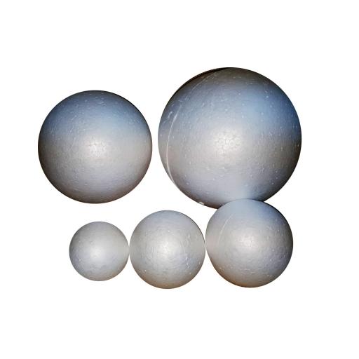 Esferas de espuma