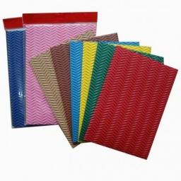 Goma eva corrugada 40x60 cm diferentes colores
