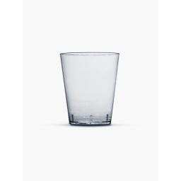 Vaso acrilico 40ml.