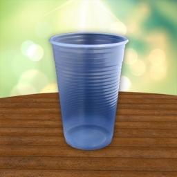 Vaso Transparente 300 ml.