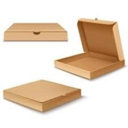 Caja para pizza 33x33.