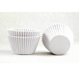 Pirotines blancos cupcakes muffins 1000