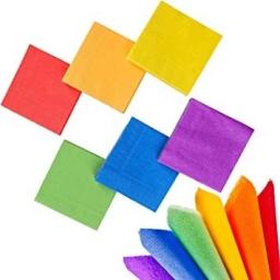 Servilletas  Colores 28X28